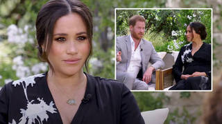 What time and channel is the Harry and Meghan interview on in the UK?
