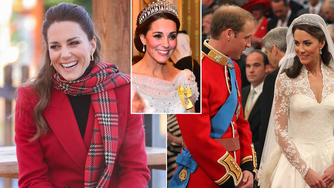 Kate Middleton married Prince William in 2011