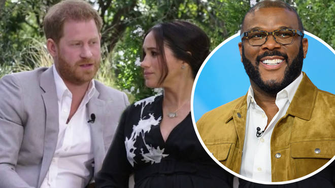 Meghan and Harry said Tyler Perry helped them during their first few months in LA