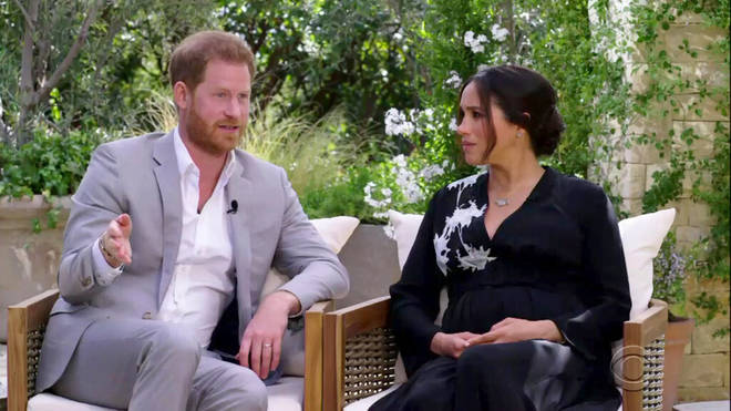 The Harry and Meghan interview will air on ITV tonight