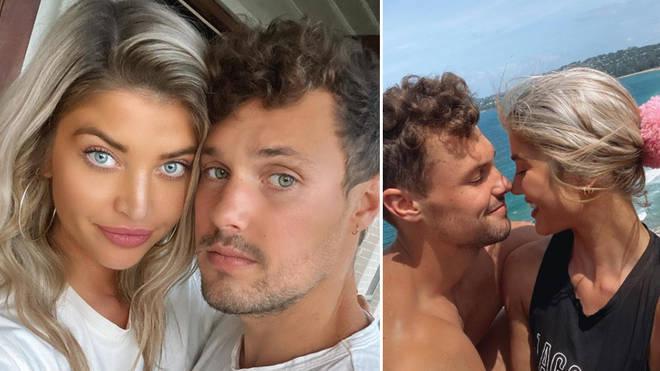 Anna McEvoy and Josh Packham won Love Island 2019
