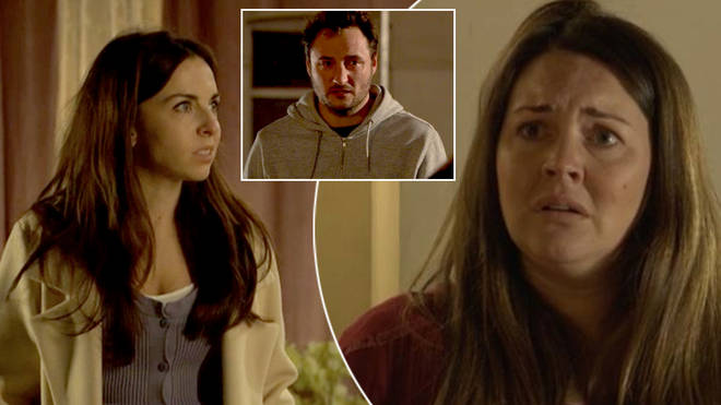 Ruby made up a lie about Stacey in EastEnders