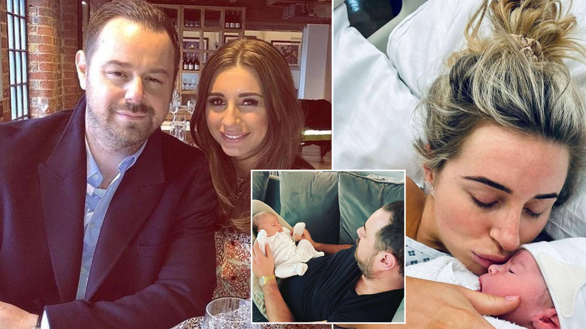 EastEnders' Danny Dyer 'always emotional' around grandson Santiago