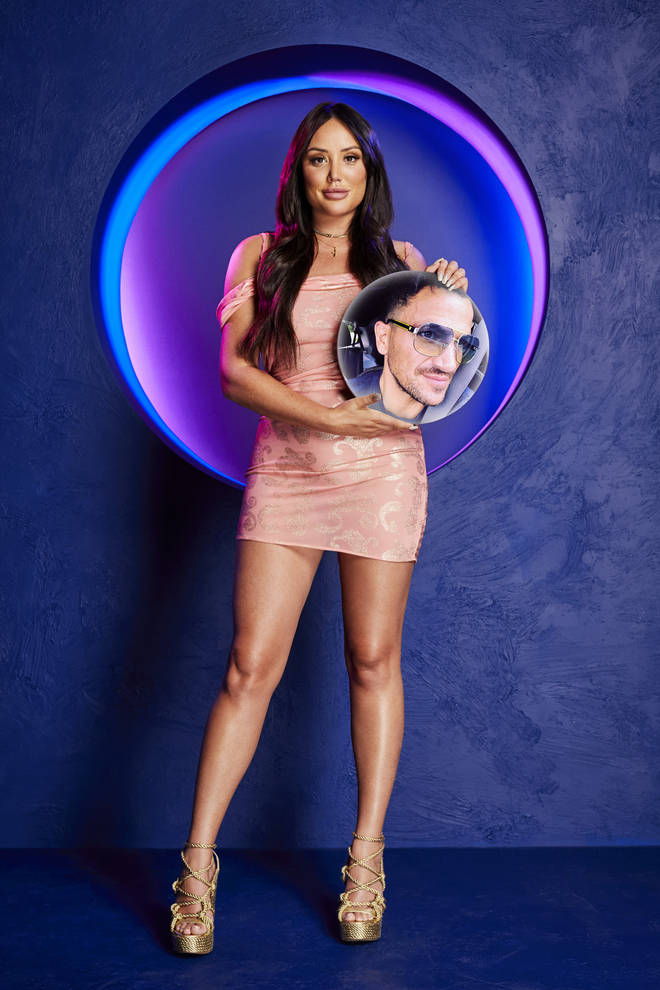 Charlotte will be playing Peter Andre in The Celebrity Circle