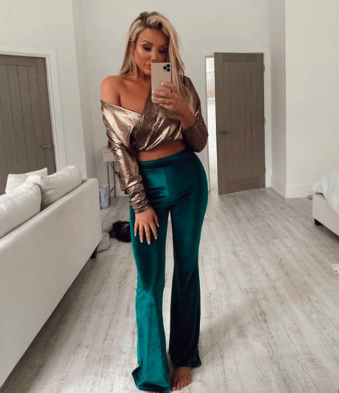 Charlotte Crosby has racked up a huge fortune through her TV career