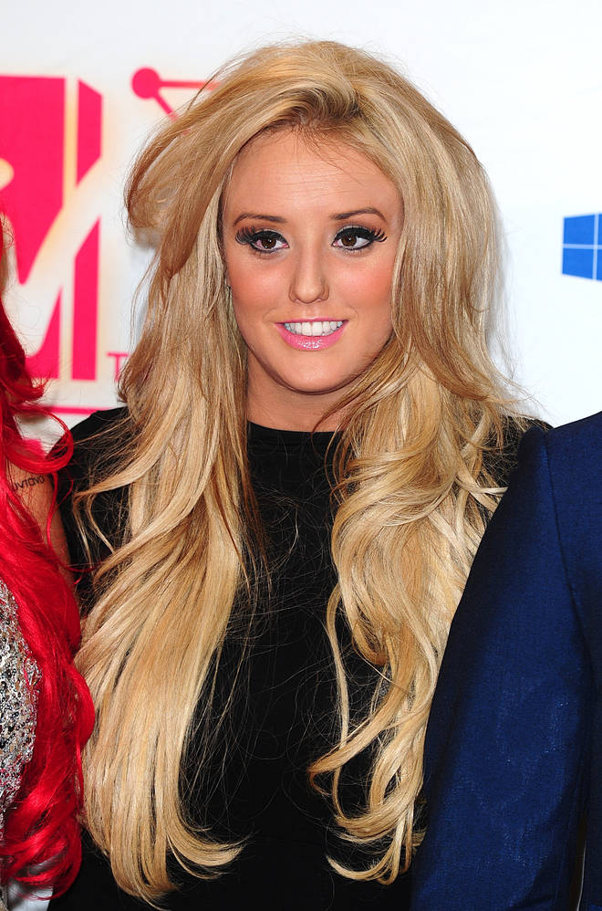 Charlotte rose to fame on MTV's Geordie Shore