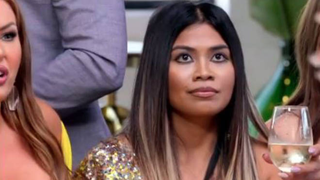 Cyrell Paule has opened up about the MAFS Grand Reunion