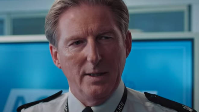 Ted Hastings is back in Line of Duty