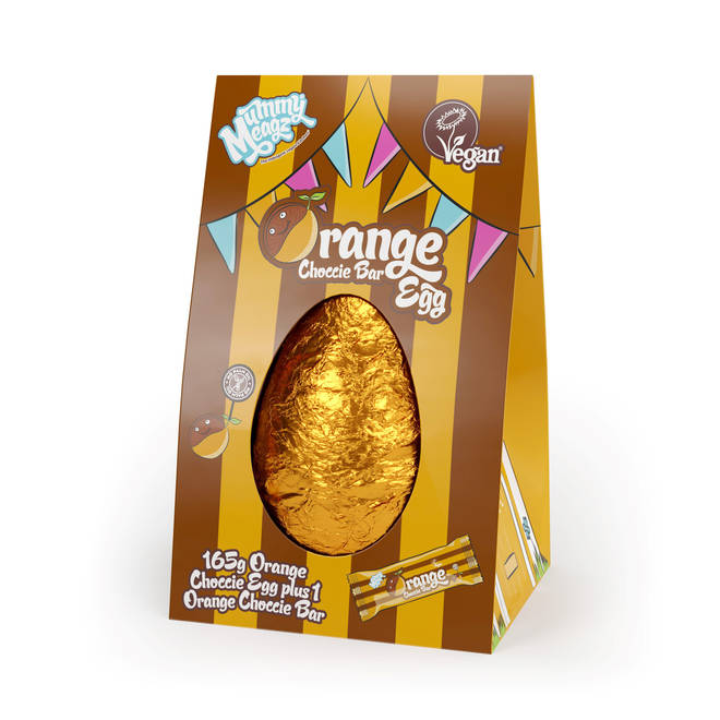 The delicious Mummy Meagz eggs are available to buy from Holland and Barrett