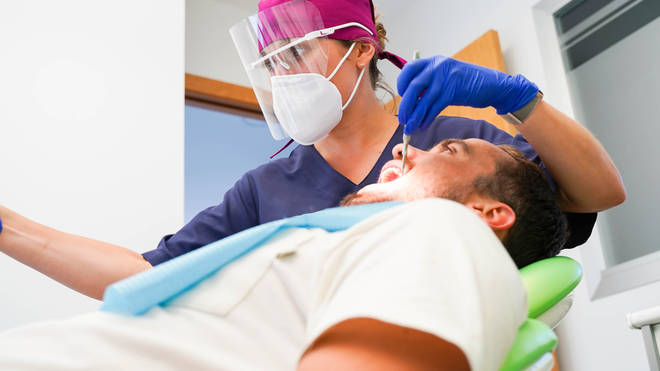Dentists are open for emergency and non emergency appointments