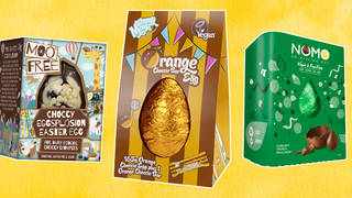 The best dairy-free Easter Eggs to buy for 2021