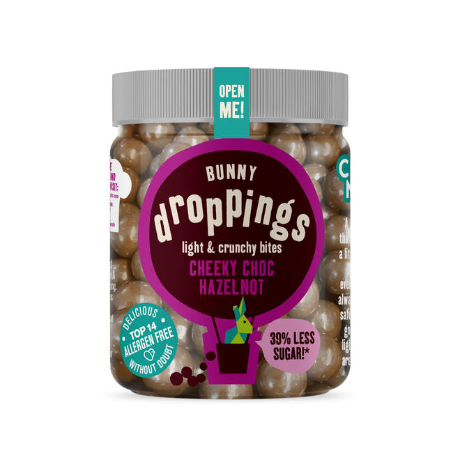 These delicious 'Bunny Droppings' are a perfect Easter gift
