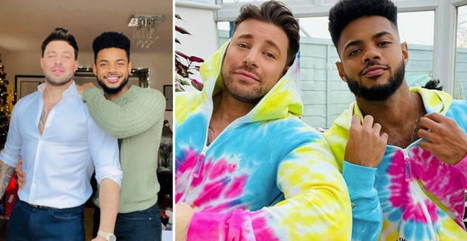 Duncan James has been with boyfriend Rodrigo since 2019
