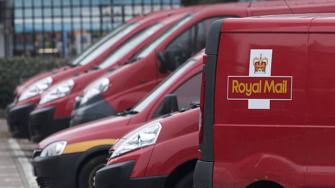 The public have been warned over a Royal Mail text scam (stock image)