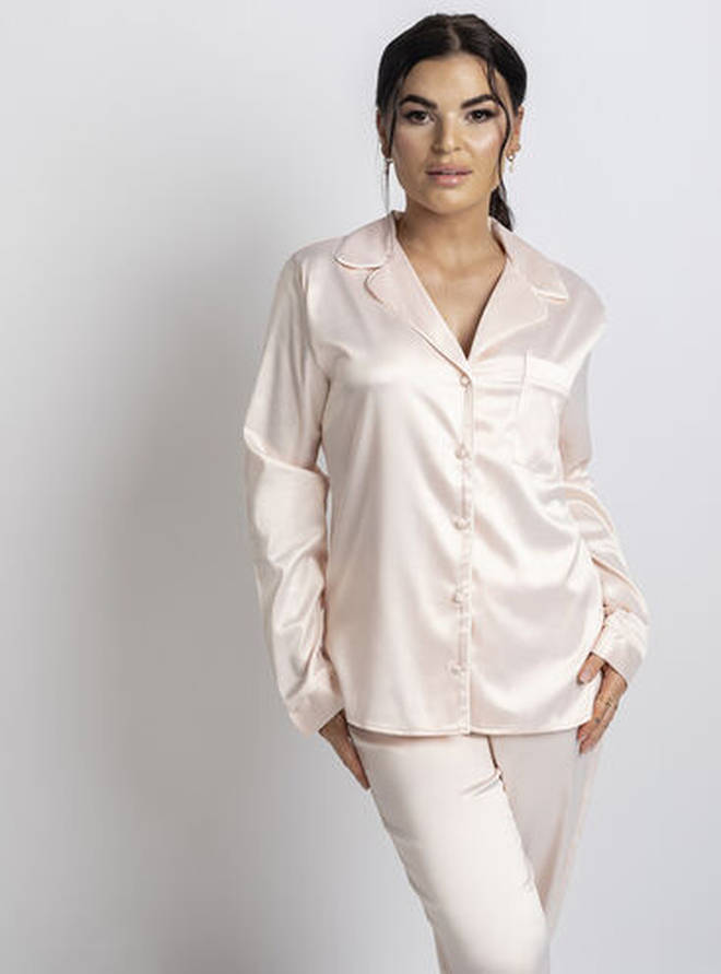 These Boux Avenue Satin Pyjamas will make her Mother's Day
