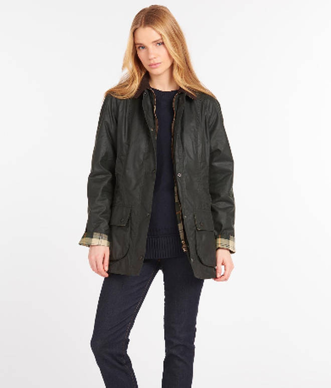 This Barbour jacket is a must have for your mum