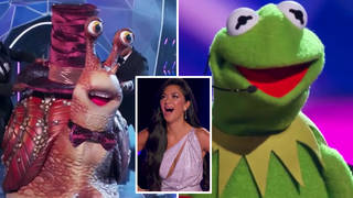 The Masked Singer US leaves viewers speechless as Kermit the Frog is revealed as Snail