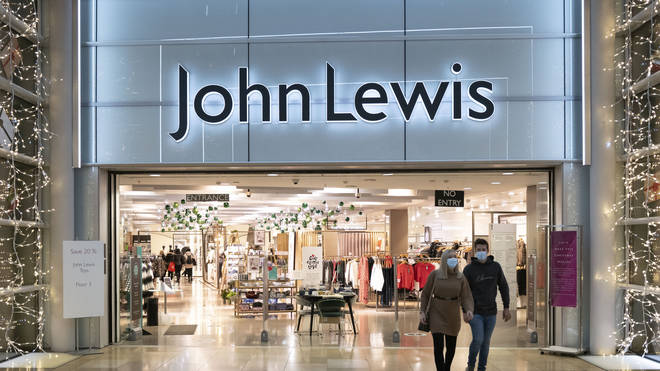 John Lewis has recorded a £517million annual loss