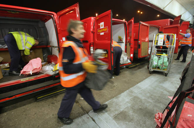 Royal Mail are bringing the service into place for major retailers