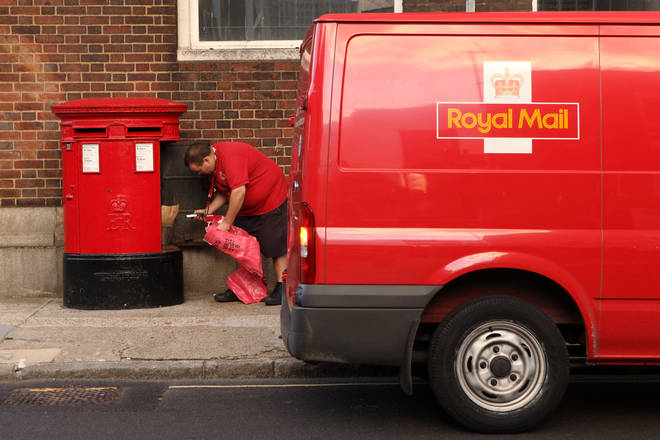 Royal Mail bosses say that the pandemic has 'reset so many customer expectations' on deliveries