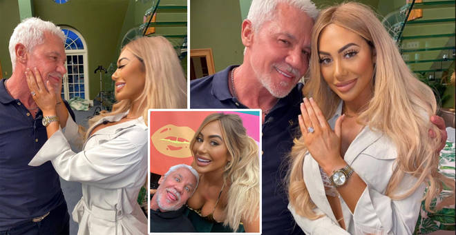 Chloe Ferry and Wayne Lineker are apparently seeing each other