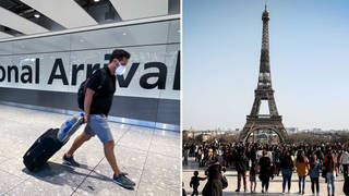 We don't yet know when summer holidays will be allowed, but we may be able to visit France when they are