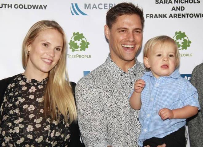 Sam and his wife share three kids