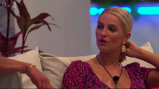 Isabelle Green was a member of the Love Island bomb squad