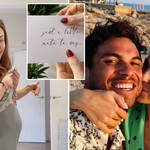 Louisa Lytton has announced her pregnancy