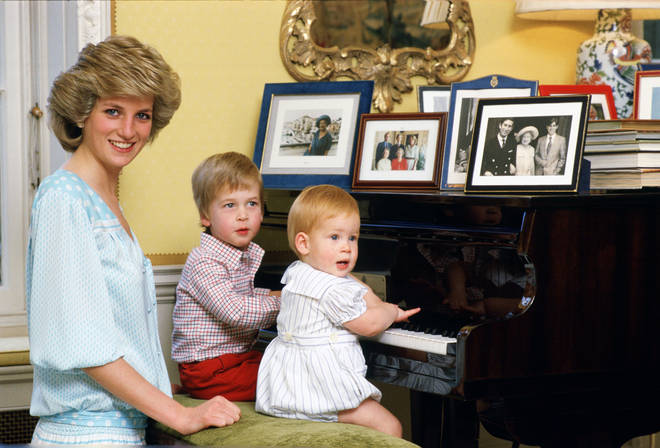 Princess Diana died on 31 August 1997