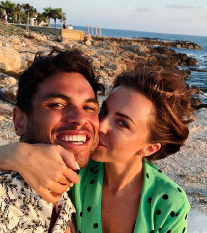 Louisa Lytton and Ben Bhanvra have been together for two years