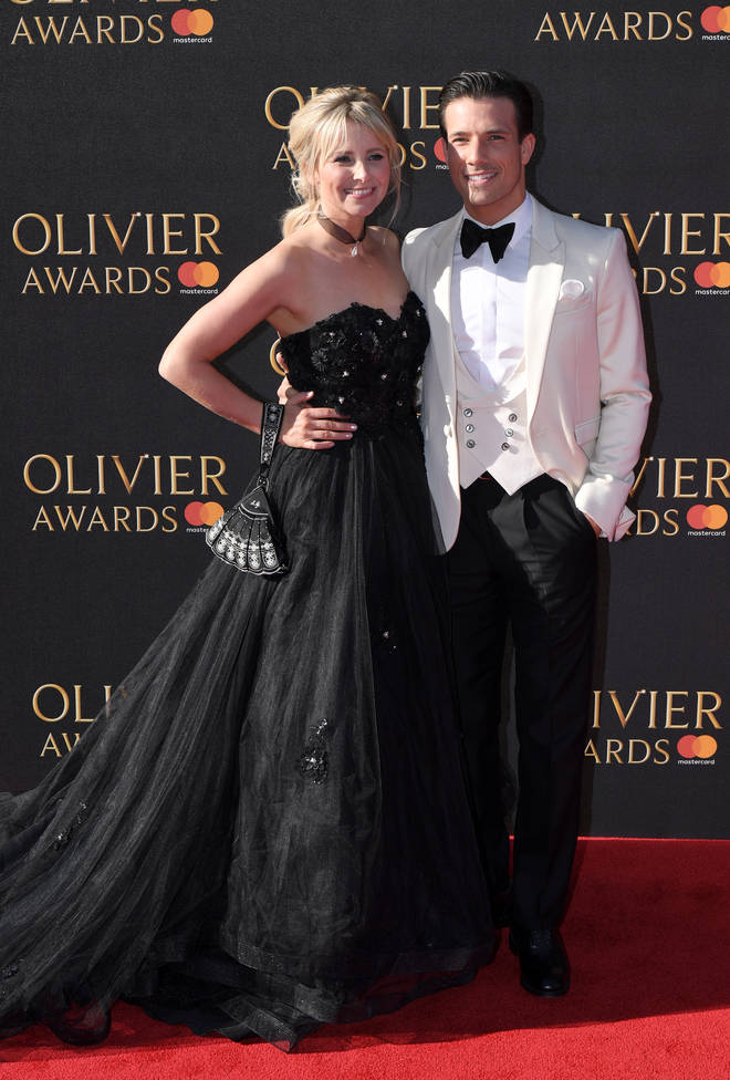 Carley Stenson and Danny Mac got together in 2011