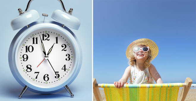 When do the clocks go forward in the UK? (stock images)