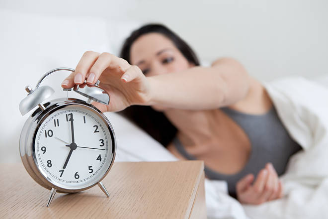 The clocks will move forward one hour towards the end of March (stock image)