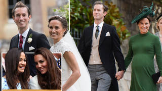 Pippa Middleton and James Matthew have welcomed their second baby