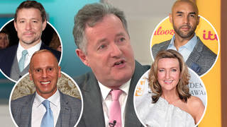 Who is tipped to replace Piers Morgan on Good Morning Britain?