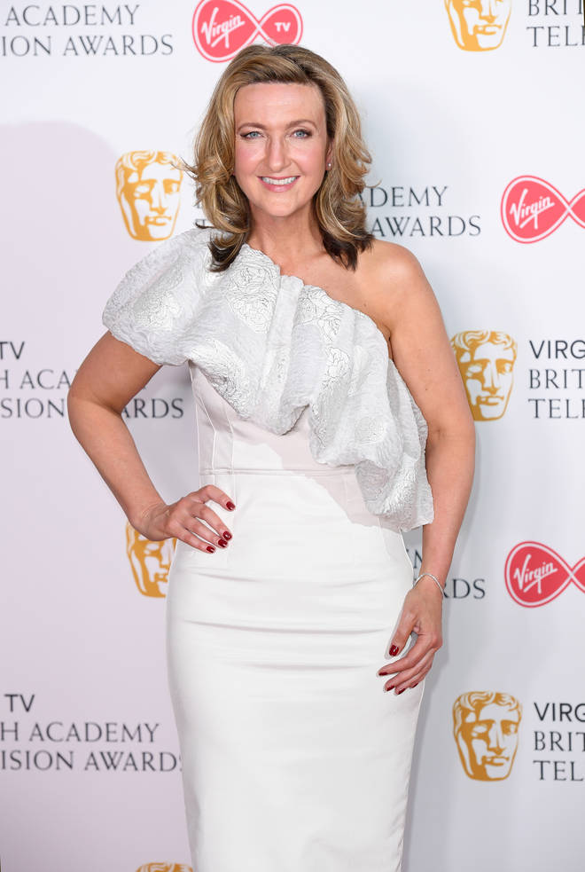 According to reports, ITV are keen to get Victoria Derbyshire to join Good Morning Britain