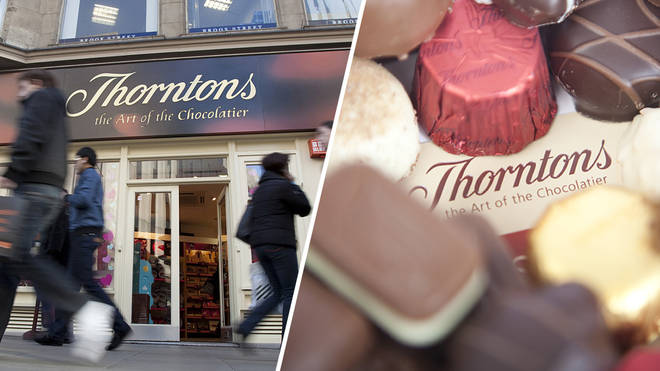 Thortons will close all 61 stores across the UK