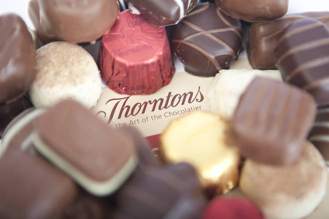 Thorntons will be closing 61 shops across the UK, which will put 600 jobs at risk