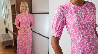 Holly Willoughby's dress is from Great Plains