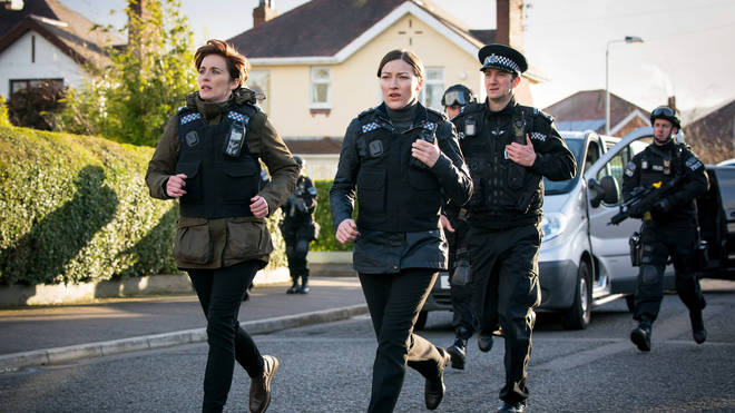 Vicky McClure plays DI Kate Fleming in Line of Duty