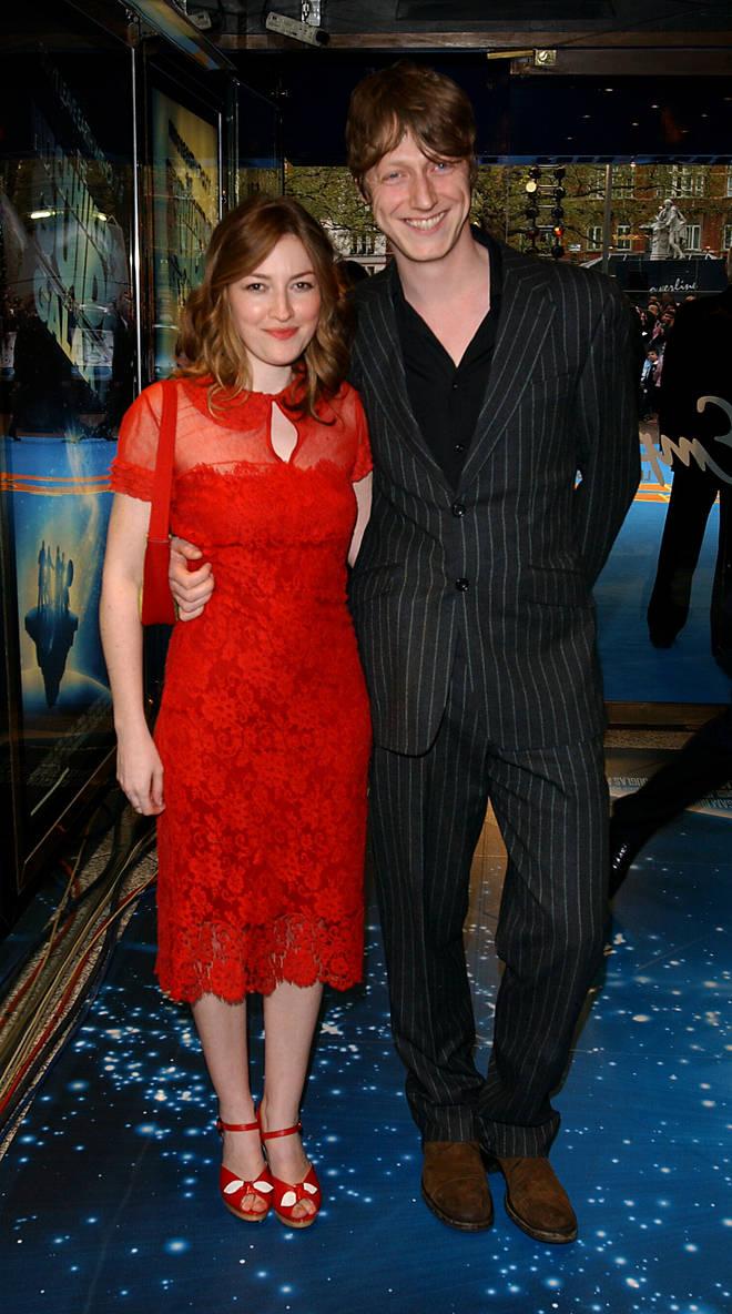 Kelly Macdonald was married to musician Dougie Payne