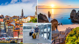 Portugal has been taken off England's 'red list'