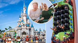 Disneyland is among a number of theme parks banning screaming on rollercoasters
