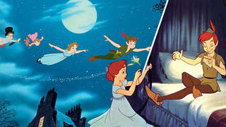 Peter & Wendy will be coming to Disney+ next year