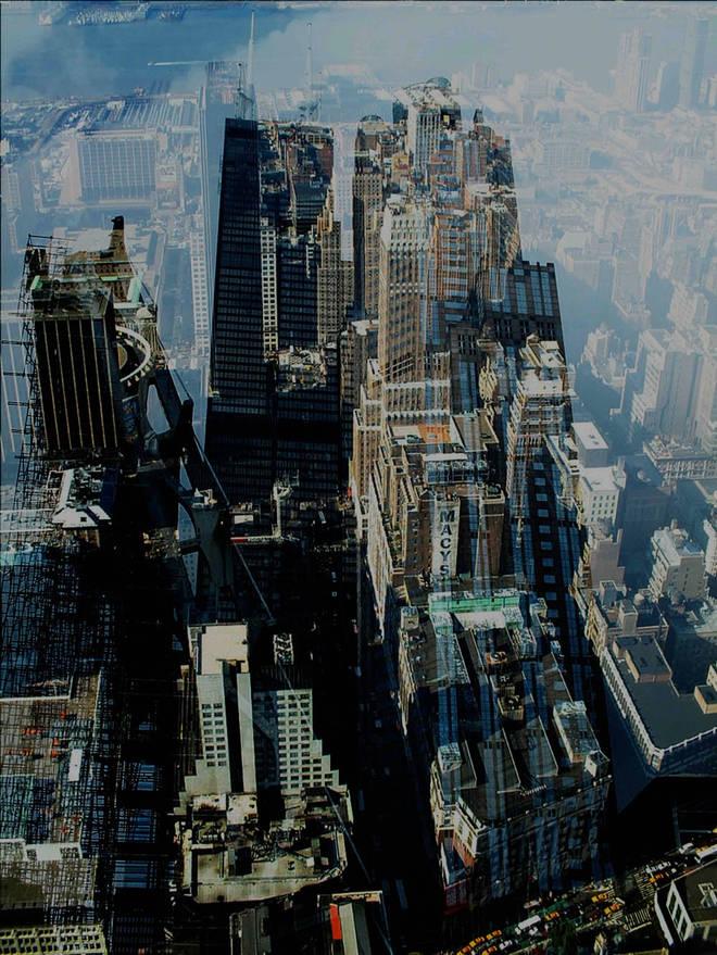 'Manhattan' by David Studwell