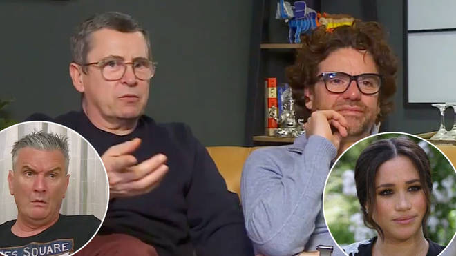 The Gogglebox cast watched Meghan and Harry's Oprah chat on the show
