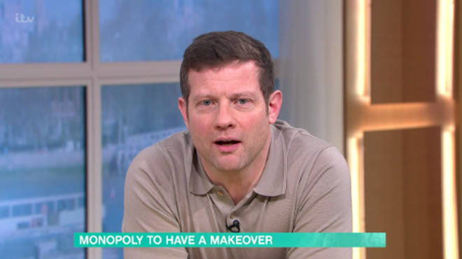 Dermot O'Leary's on-air mistake didn't seem to be picked up by Alison Hammond