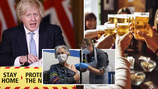 Boris Johnson assures people 'roadmap to freedom' will not be delayed