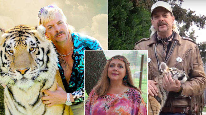 Joe Exotic will be returning to our screens soon